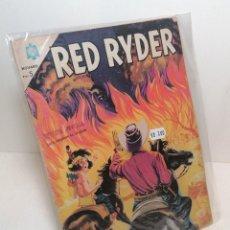 "Tebeos: COMIC: ""RED RYDER"" EDIT NOVARO 5 PTAS. Lote 286322413"