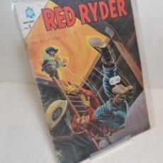 "Tebeos: COMIC: ""RED RYDER"" EDIT NOVARO 5 PTAS. Lote 286328158"