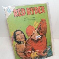 "Tebeos: COMIC: ""RED RYDER"" EDIT NOVARO. Lote 286331263"