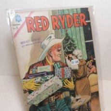 "Tebeos: COMIC: ""RED RYDER"" EDIT NOVARO 5 PTAS. Lote 286333233"