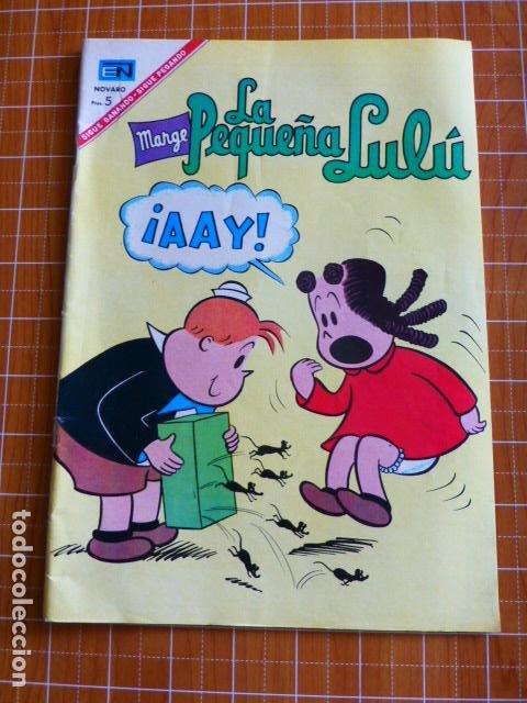 LA PEQUEÑA LULÚ Nº 236 1967 DE NOVARO (Tebeos y Comics - Novaro - Otros)
