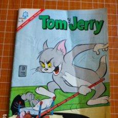 Tebeos: TOM Y JERRY 1967 DE NOVARO. Lote 286334958