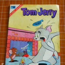 Tebeos: TOM Y JERRY 1965 DE NOVARO. Lote 286335128