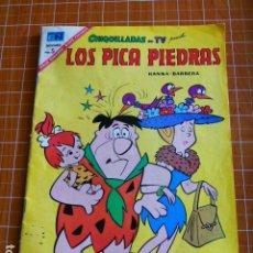 Tebeos: CHIQUILLADAS Nº 202 LOS PICA PIEDRAS DE NOVARO. Lote 286336828