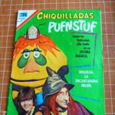 Tebeos: CHIQUILLADAS Nº 312 PUFNSTUF DE NOVARO. Lote 286337638
