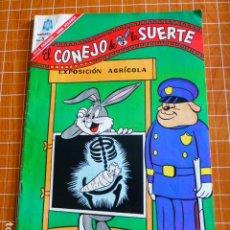 Tebeos: EL CONEJO DE LA SUERTE Nº 253 DE NOVARO. Lote 286339163