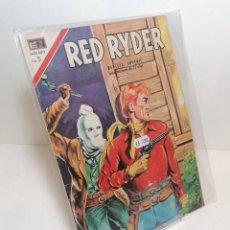 "Tebeos: COMIC: ""RED RYDER"" EDIT NOVARO. Lote 286342568"