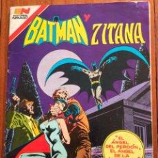 Tebeos: BATMAN, Nº 2 - 1151. NOVARO, SERIE AGUILA, 1982.. Lote 286351998