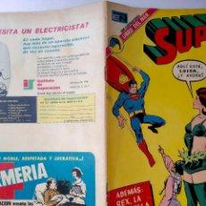 Tebeos: SUPERMAN 919 (1973) - ED. NOVARO - MÉXICO - MUY BUEN ESTADO. Lote 286658863