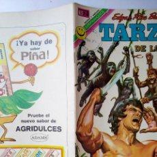Tebeos: TARZAN 298 (1972) - ED. NOVARO - MÉXICO - EXCELENTE ESTADO. Lote 286659163