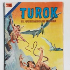 Livros de Banda Desenhada: DOS TEBEOS TUROK Nº 58 Y 60, NOVARO 1975. Lote 286760048