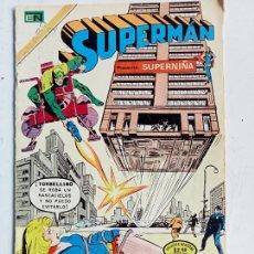 BDs: TEBEO SUPERMAN Nº 954, NOVARO 1974. Lote 286760068