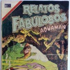 Tebeos: RELATOS FABULOSOS 144 (1971) - ED. NOVARO - MÉXICO - BUEN ESTADO. Lote 286802808