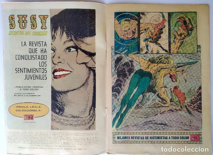 Tebeos: Relatos Fabulosos 144 (1971) - Ed. Novaro - México - Buen estado - Foto 2 - 286802808