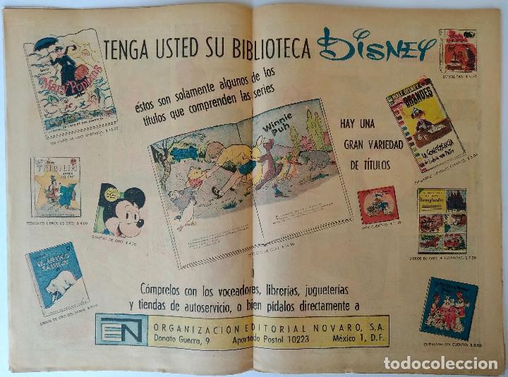 Tebeos: Relatos Fabulosos 144 (1971) - Ed. Novaro - México - Buen estado - Foto 3 - 286802808