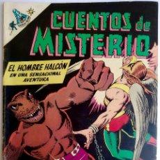 Tebeos: CUENTOS DE MISTERIO 122 (1967) - ED. NOVARO - MÉXICO - MUY BUEN ESTADO. Lote 286803213