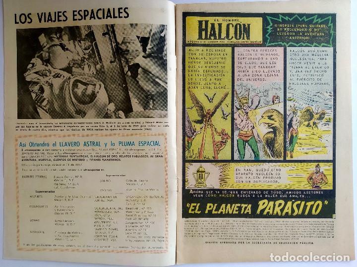 Tebeos: Cuentos de Misterio 122 (1967) - Ed. Novaro - México - Muy buen estado - Foto 3 - 286803213