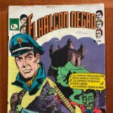 Tebeos: EL HALCON DE ORO, Nº 275. EDITORIAL LA PRENSA (MEXICO), 1967.. Lote 286928223