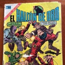 Tebeos: EL HALCON DE ORO, Nº 107. NOVARO, 1967.. Lote 286929348
