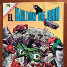 Tebeos: EL HALCON DE ORO, Nº 110. NOVARO, 1967.. Lote 286929768