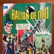 Tebeos: EL HALCON DE ORO, Nº 115. NOVARO, 1967.. Lote 286933698