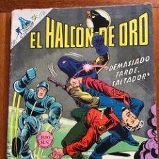 Tebeos: EL HALCON DE ORO, Nº 117. NOVARO, 1967.. Lote 286934113