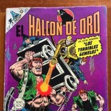 Tebeos: EL HALCON DE ORO, Nº 118. NOVARO, 1967.. Lote 286934688