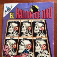 Tebeos: EL HALCON DE ORO, Nº 123. NOVARO, 1968.. Lote 286935423