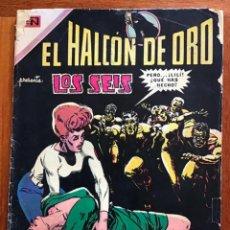 Tebeos: EL HALCON DE ORO, Nº 149. NOVARO, 1970.. Lote 286947918