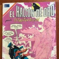 Tebeos: EL HALCON DE ORO, Nº 153. NOVARO, 1970.. Lote 286948763