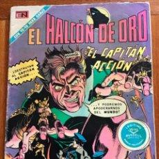 Tebeos: EL HALCON DE ORO, Nº 159. NOVARO, 1971.. Lote 286949988
