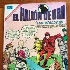 Tebeos: EL HALCON DE ORO, Nº 161. NOVARO, 1971.. Lote 286951013