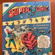Tebeos: SUPERCOMIC - Nº 32. SUPERMAN. NOVARO - 1970. Lote 286962833