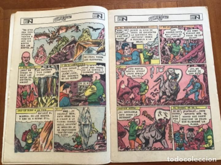 Tebeos: SUPERCOMIC - nº 43. SUPERMAN. NOVARO - 1971 - Foto 3 - 286966123