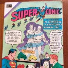 Tebeos: SUPERCOMIC - Nº 43. SUPERMAN. NOVARO - 1971. Lote 286966123