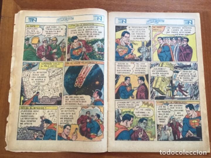 Tebeos: SUPERCOMIC - nº 44. SUPERMAN. NOVARO - 1971 - Foto 3 - 286966393