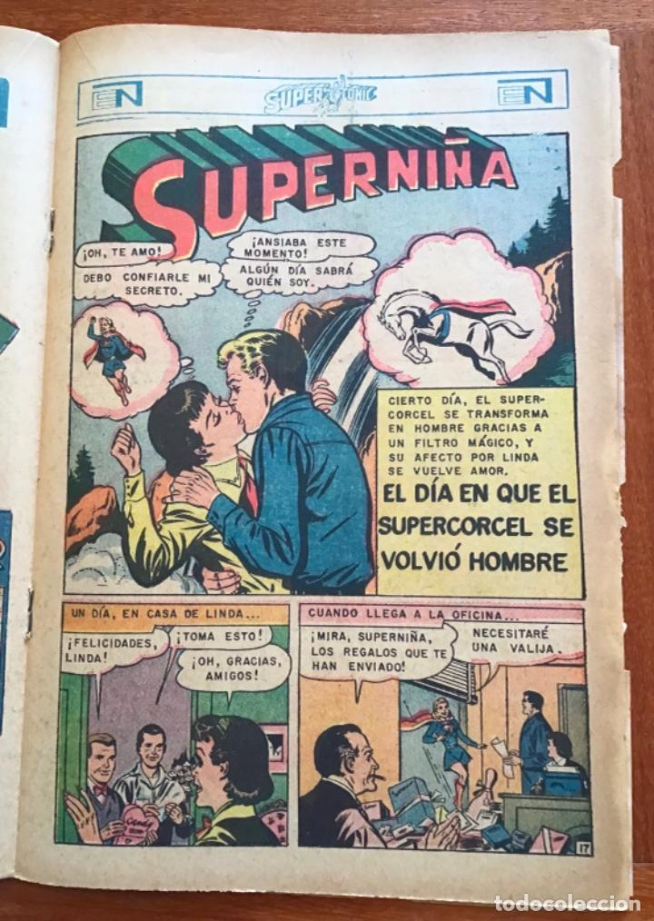 Tebeos: SUPERCOMIC - nº 44. SUPERMAN. NOVARO - 1971 - Foto 4 - 286966393