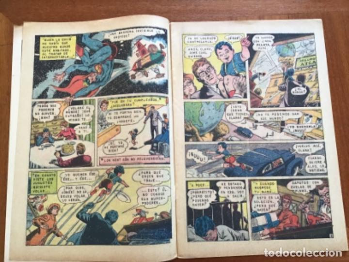 Tebeos: SUPERCOMIC - nº 50. SUPERMAN. NOVARO - 1971 - Foto 3 - 286967403