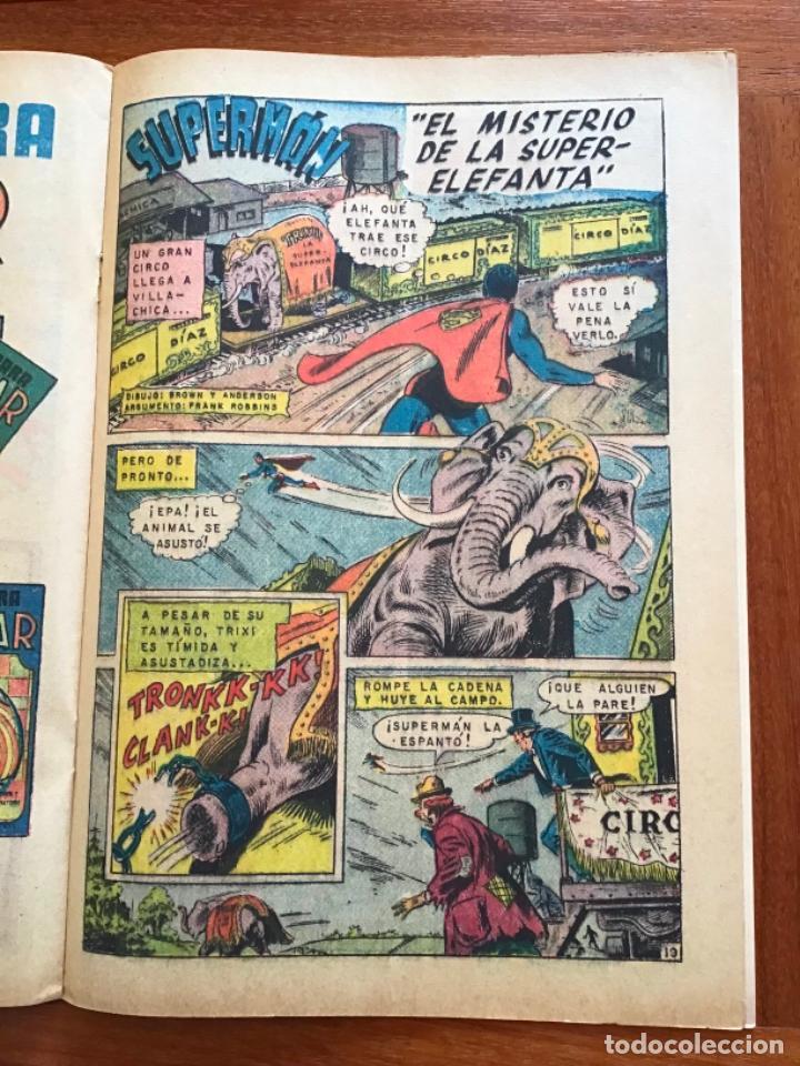 Tebeos: SUPERCOMIC - nº 50. SUPERMAN. NOVARO - 1971 - Foto 4 - 286967403