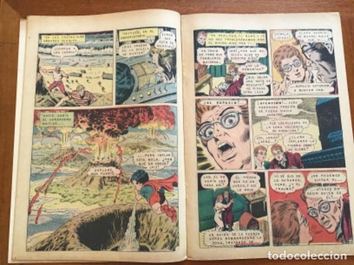 Tebeos: SUPERCOMIC - nº 50. SUPERMAN. NOVARO - 1971 - Foto 5 - 286967403