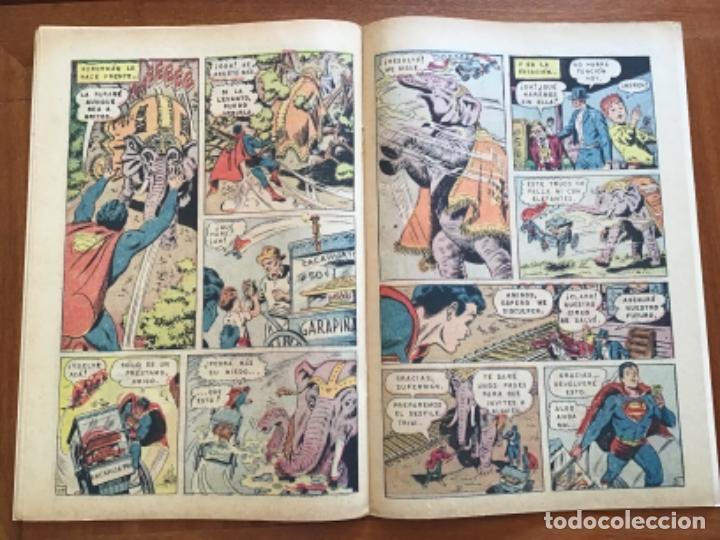 Tebeos: SUPERCOMIC - nº 50. SUPERMAN. NOVARO - 1971 - Foto 6 - 286967403