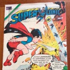 Tebeos: SUPERCOMIC - Nº 50. SUPERMAN. NOVARO - 1971. Lote 286967403
