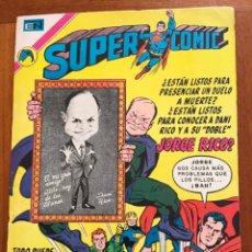 Livros de Banda Desenhada: SUPERCOMIC - Nº 67. SUPERMAN. NOVARO - 1972. Lote 286968818