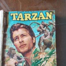 Tebeos: CÓMIC TARZÁN ED. NOVARÓ DESDE NO. 1 AÑO 1 (DIC.1951) A NO. 58 (SET. 1956). Lote 287046548