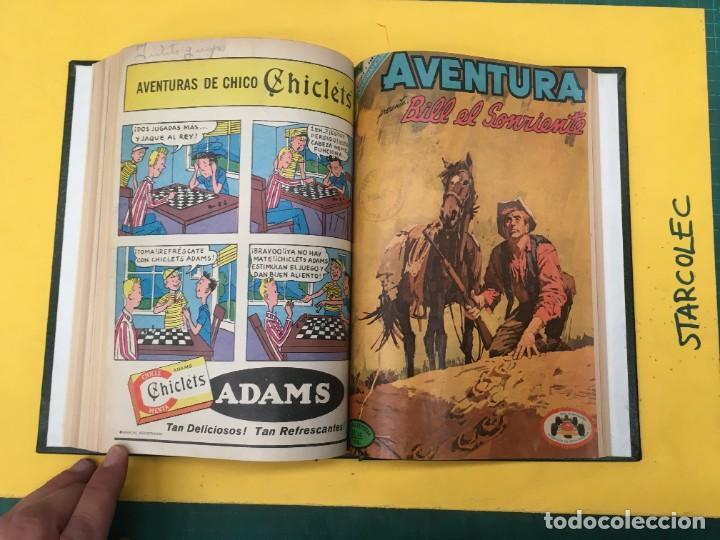 Tebeos: AVENTURA NOVARO. 1 TOMO DE 12 NUMEROS (VER DESCRIPCION) EDITORIAL NOVARO AÑO 1959-1973 - Foto 11 - 287067593