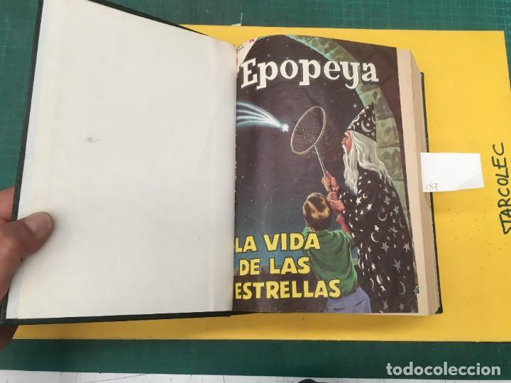 Tebeos: EPOPEYA NOVARO. 1 TOMO DE 27 NUMEROS (VER DESCRIPCION) EDITORIAL NOVARO AÑO 1960-1973 - Foto 2 - 287247558