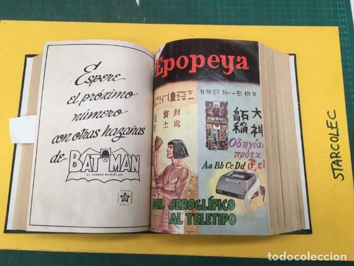 Tebeos: EPOPEYA NOVARO. 1 TOMO DE 27 NUMEROS (VER DESCRIPCION) EDITORIAL NOVARO AÑO 1960-1973 - Foto 12 - 287247558
