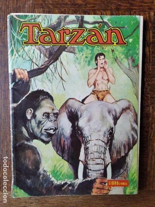 TARZAN DE LOS MONOS LIBRO COMIC TOMO Nº XXVI - NOVARO - (Tebeos y Comics - Novaro - Tarzán)