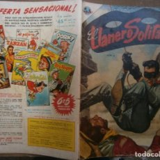 Livros de Banda Desenhada: EL LLANERO SOLITARIO # 8 EMSA NOVARO MEXICO 1953. Lote 287625063