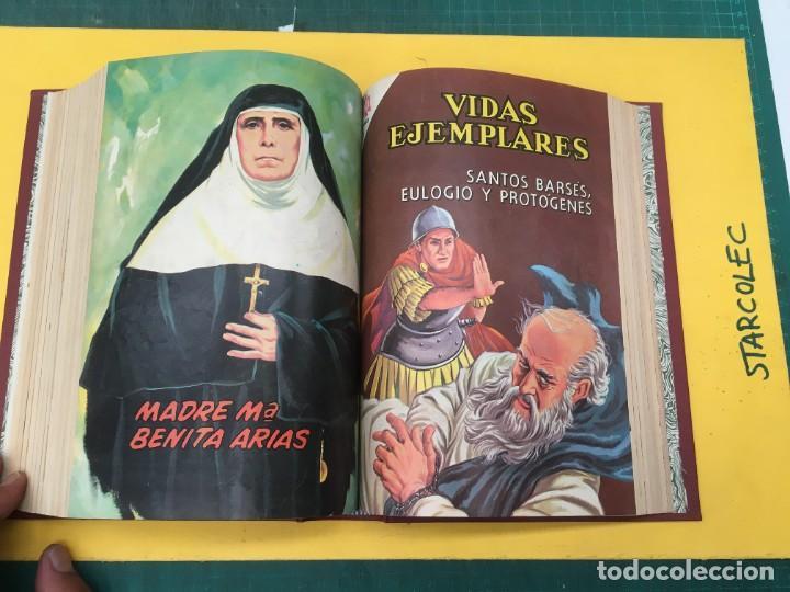 Tebeos: VIDAS EJEMPLARES Y VARIOS NOVARO. 1 TOMO DE 21 NUMEROS (VER DESCRIPCION) EDI. NOVARO AÑO 196-1966 - Foto 17 - 287673988
